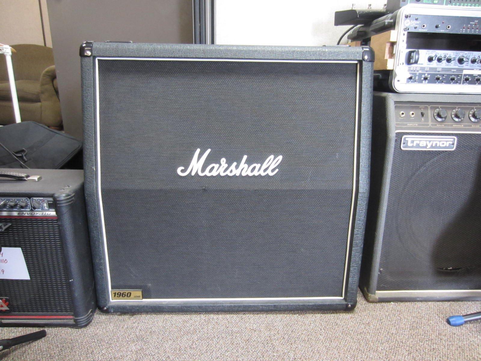 Marshall 1960A 4x12 Speaker Cabinet