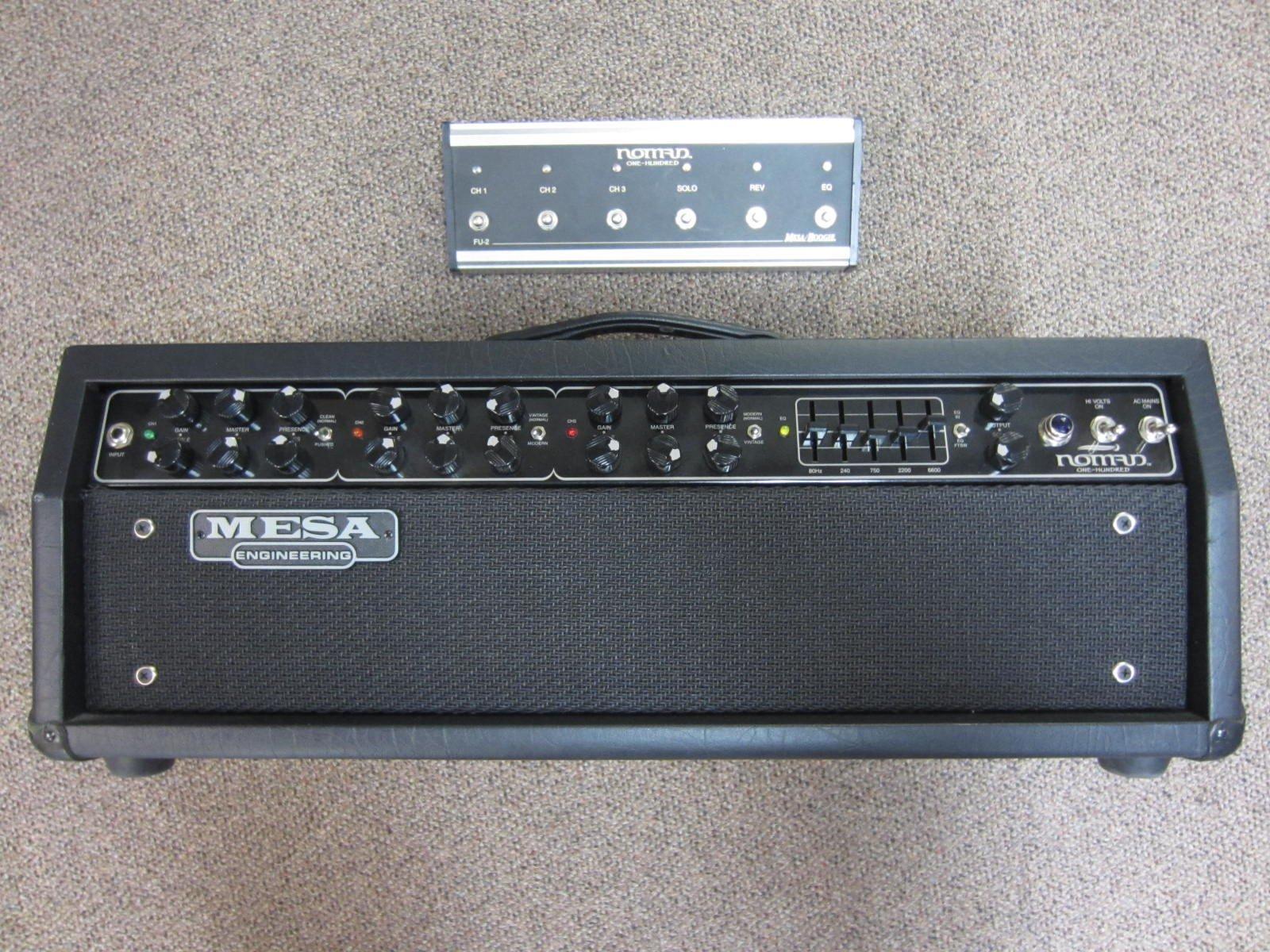 Mesa Boogie Nomad 100 Head