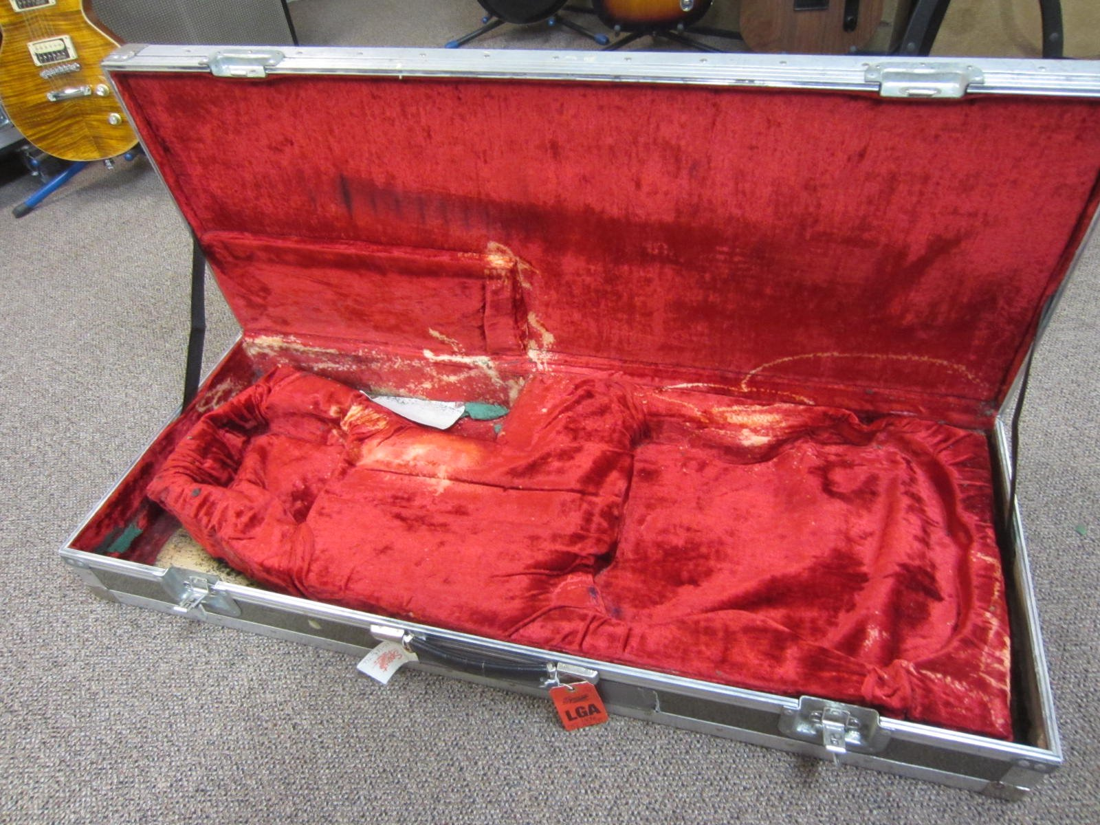 Electric Guitar Flight Case by Anvil