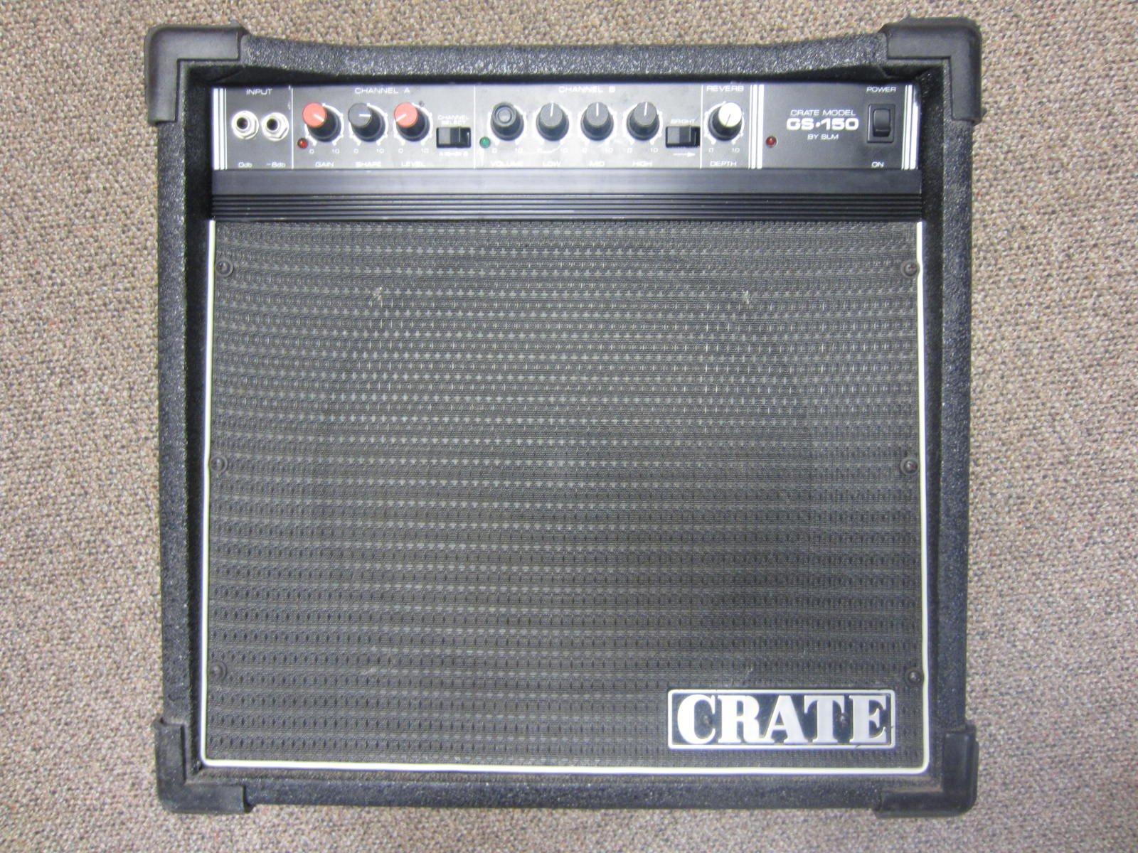 Crate GS-150 1x12 150 Watt Combo