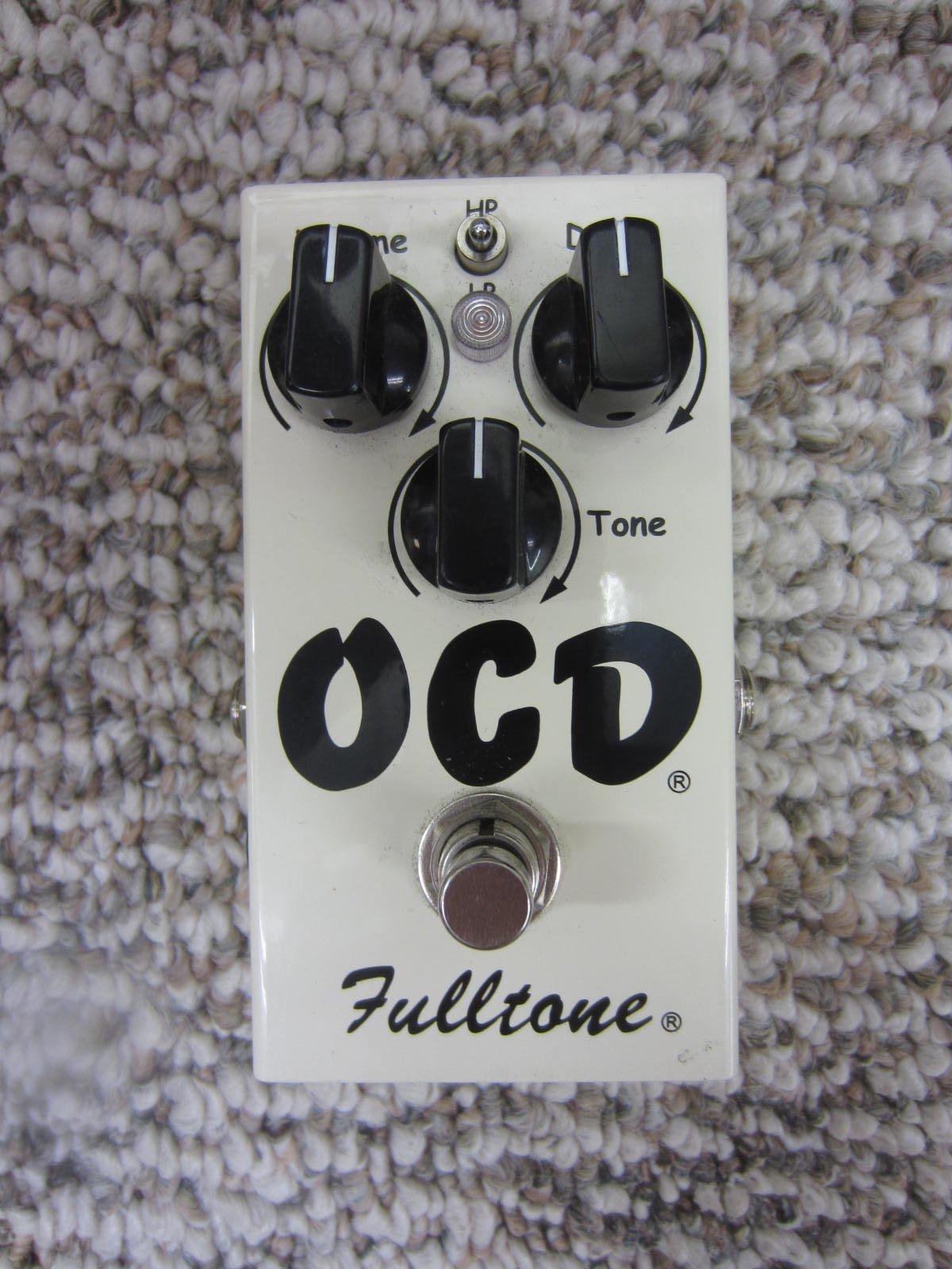Fulltone OCD Overdrive Pedal V1 2014