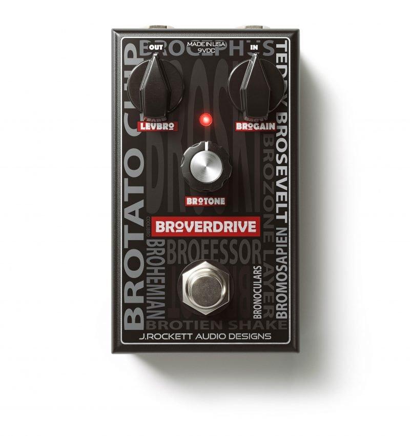 J. Rockett Audio BrOverdrive