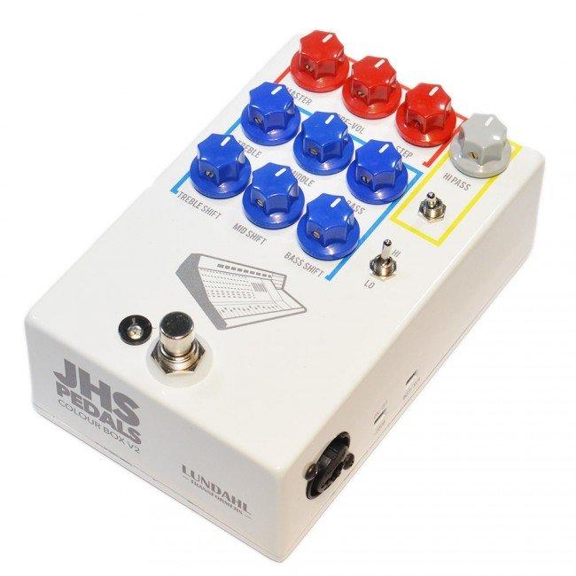 JHS Colour Box V2 Preamp Pedal