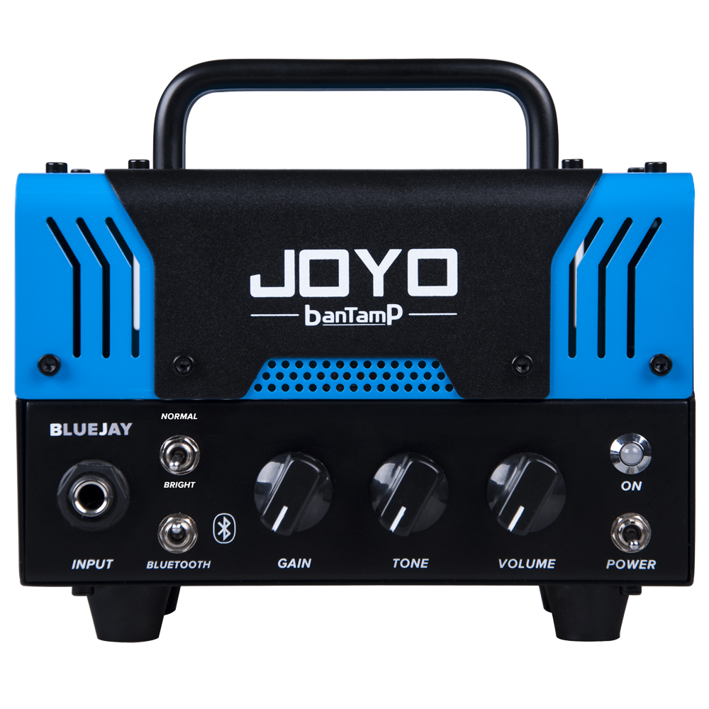 Joyo BanTamP Blue Jay 20 Watt Mini Amp Head