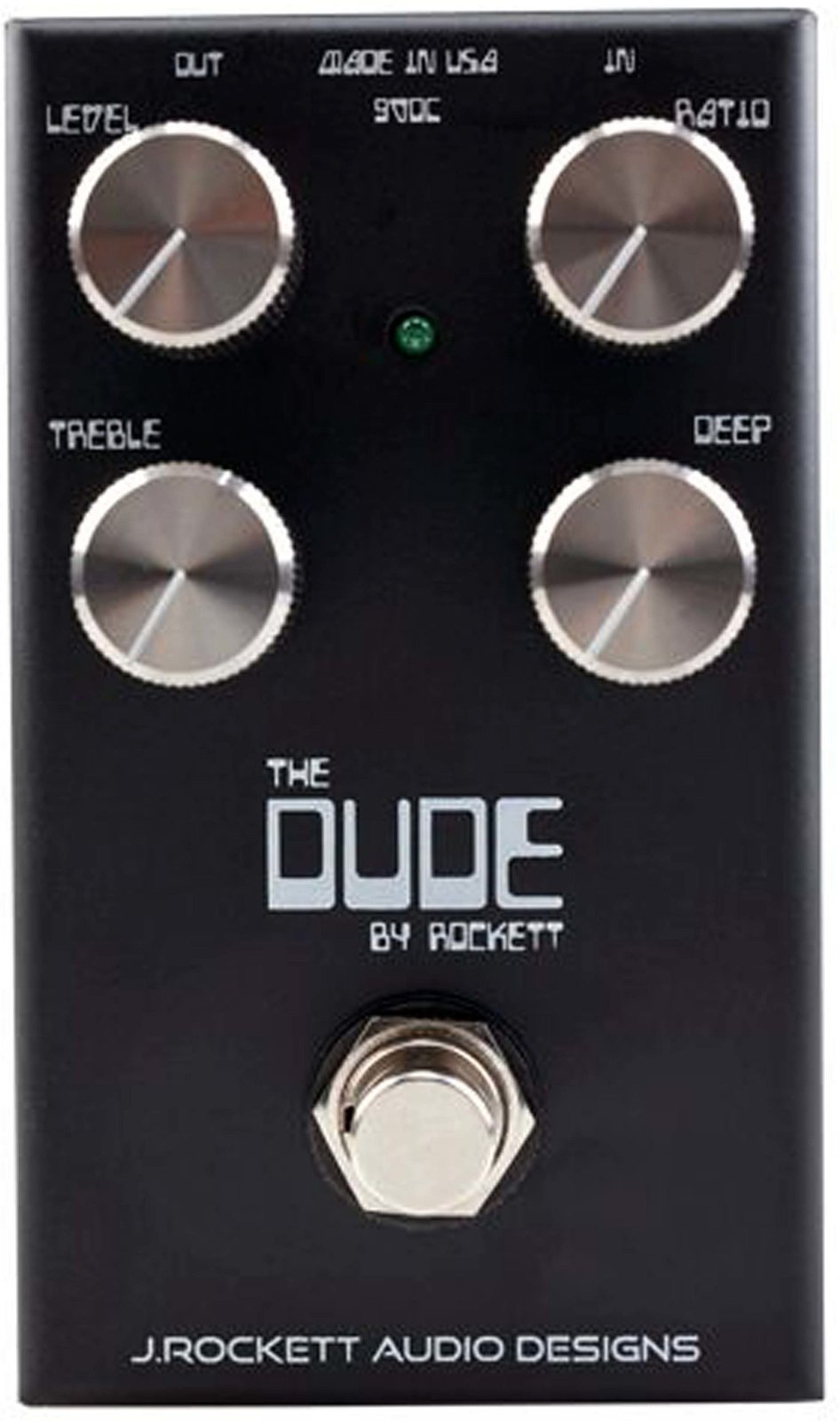 J. Rockett Audio The Dude V2 Overdrive