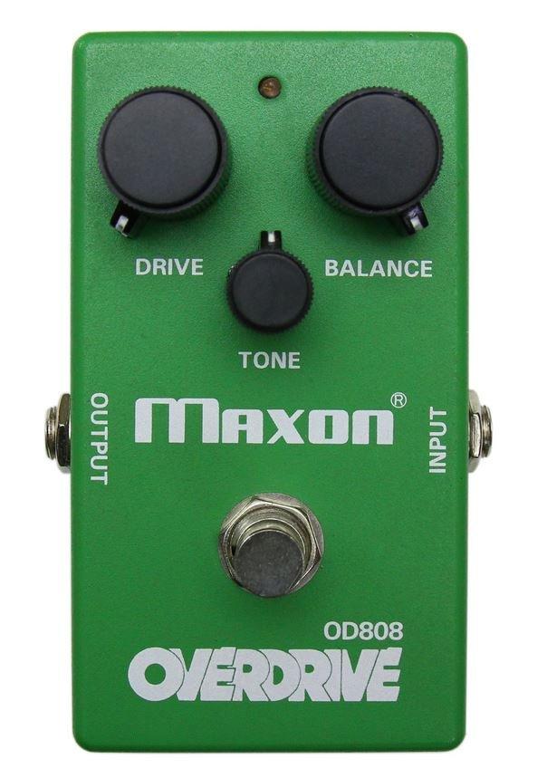 Maxon OD808-40C 40th Anniversary Catalinbread Mod Overdrive 193/400
