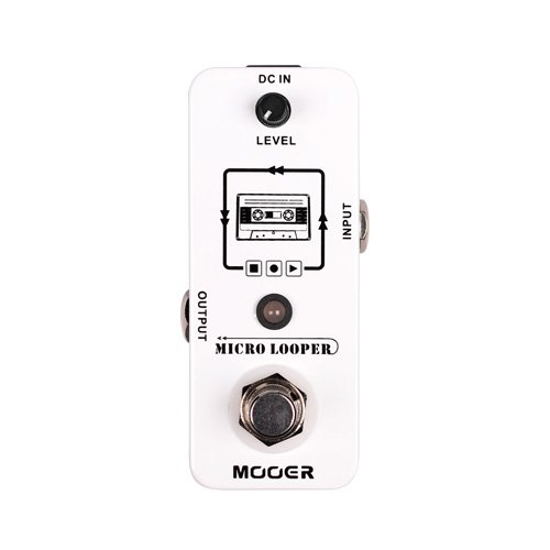 Mooer Micro Looper loop Recording Pedal