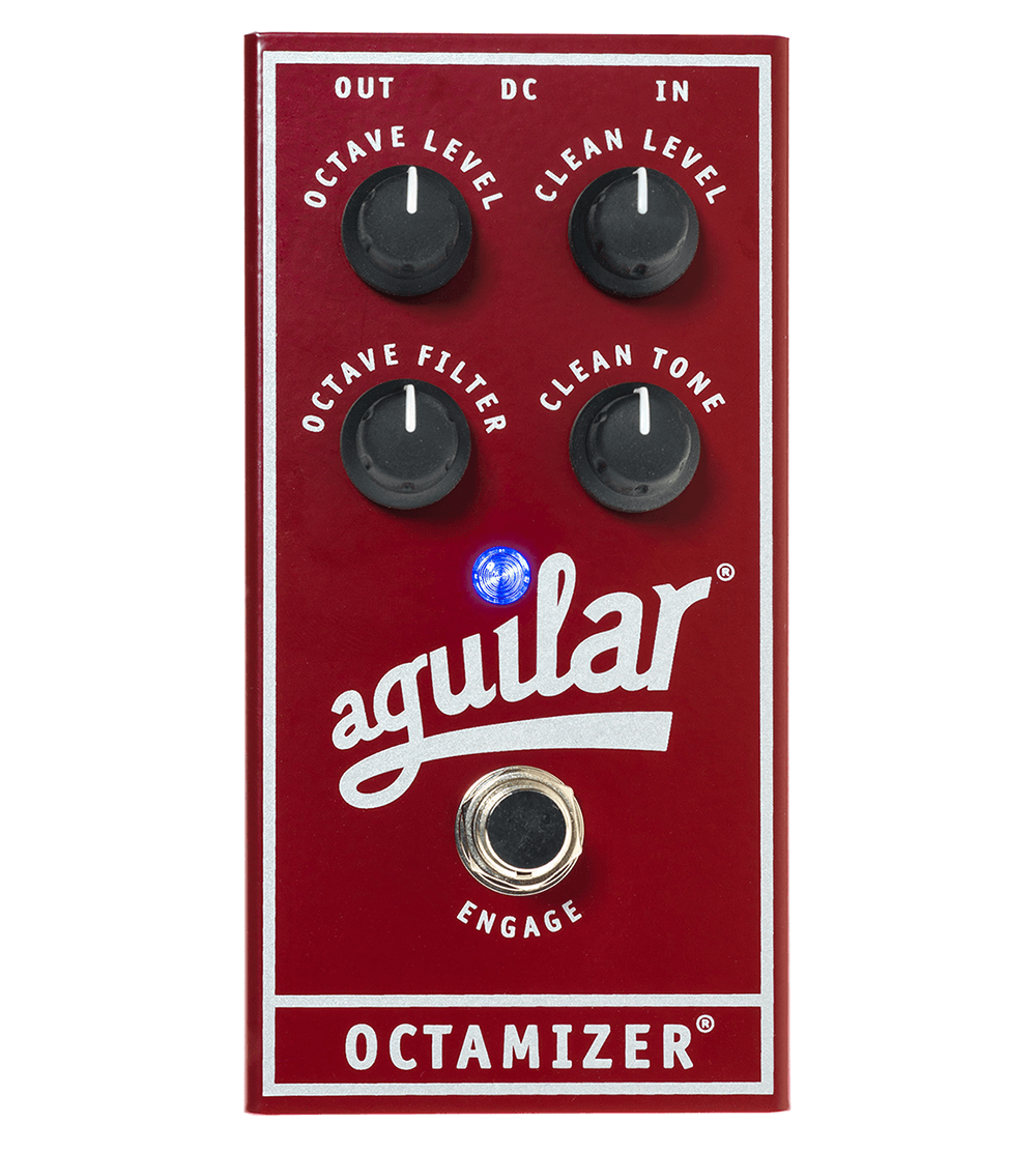 Aguilar Octamizer Analog Octave Pedal
