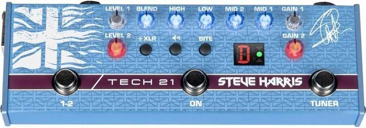 Tech 21 SH1 Steve Harris Signature SansAmp