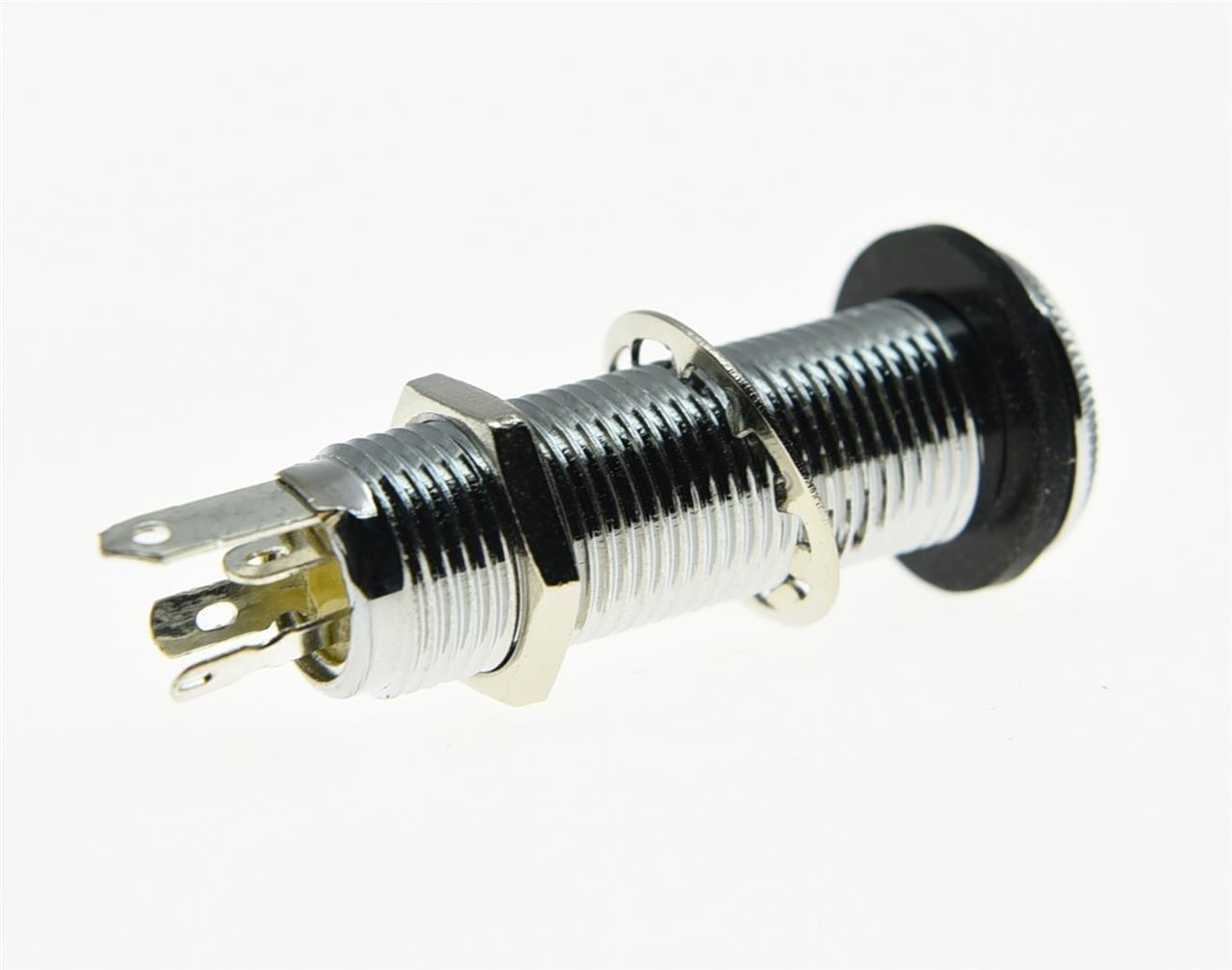 Stereo Barrel Jack