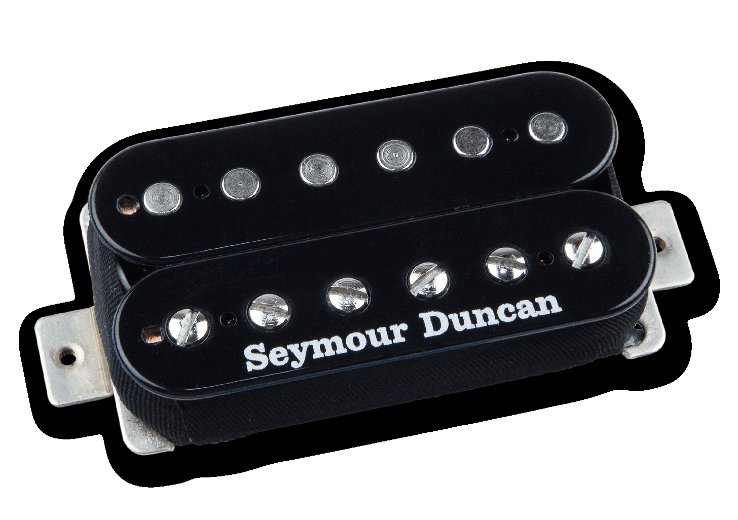 Seymour Duncan TB-6 Distortion Trembucker F Spaced Black
