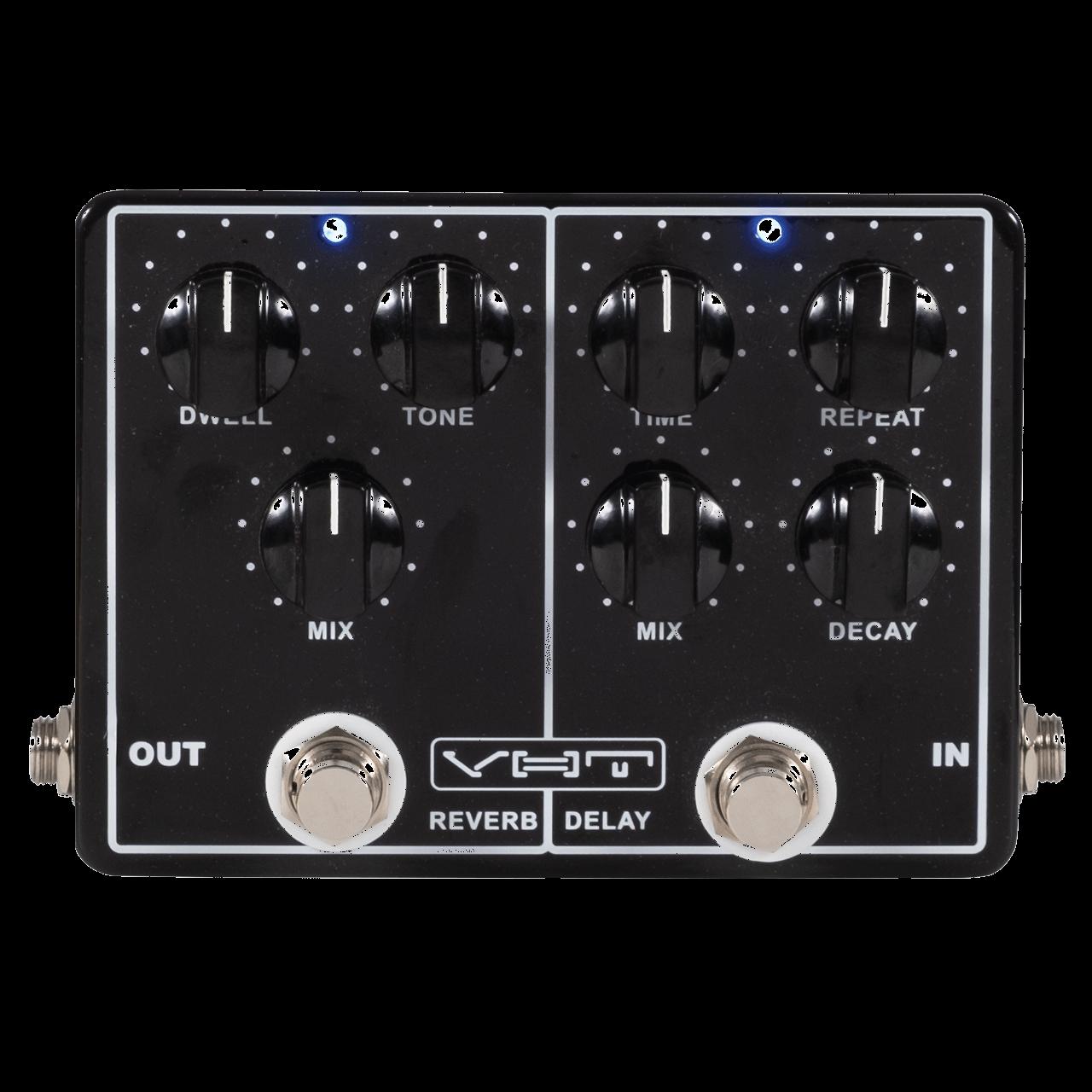 VHT AV-EV1 Echo Verb Echo/Reverb Pedal