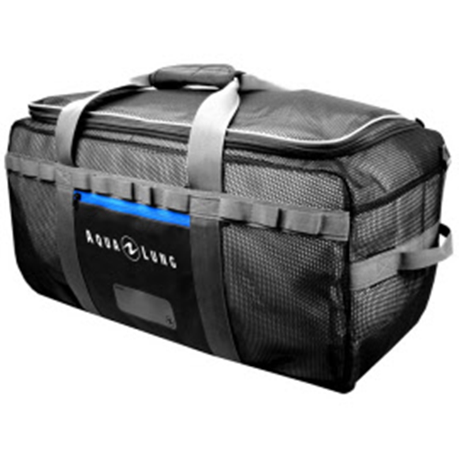 AquaLung Explorer Mesh Duffle Large Bag 29 x 12 x 14 Black