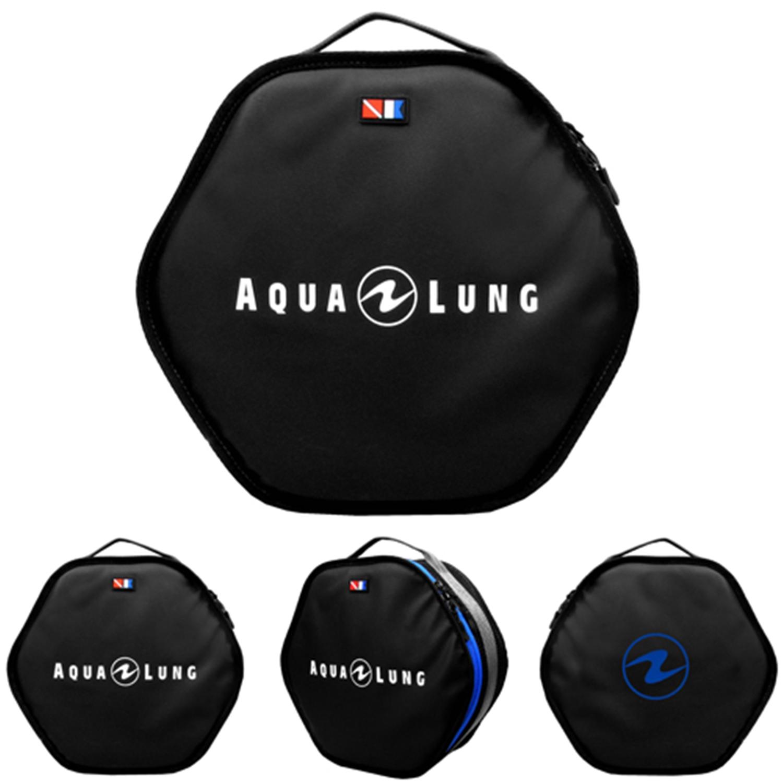 AquaLung Explorer Regulator Medium Bag 13 x 12 x 4 Black
