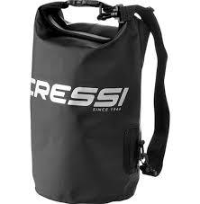 Cressi Dry 20L Large Bag 20L Black