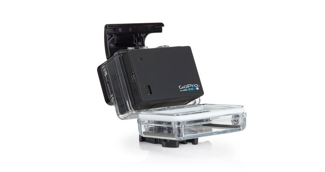 GoPro BacPac for Hero 3+ Battery