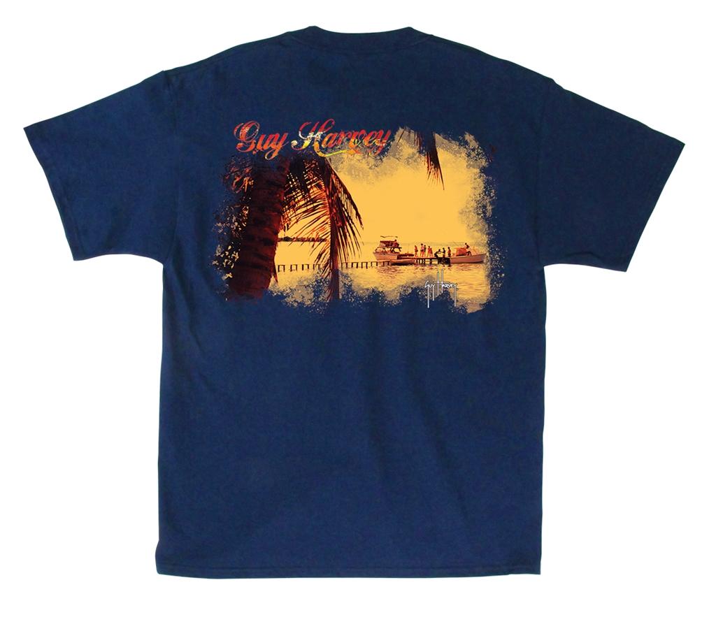 Guy Harvey  Road Trip Short Sleeve Shirt