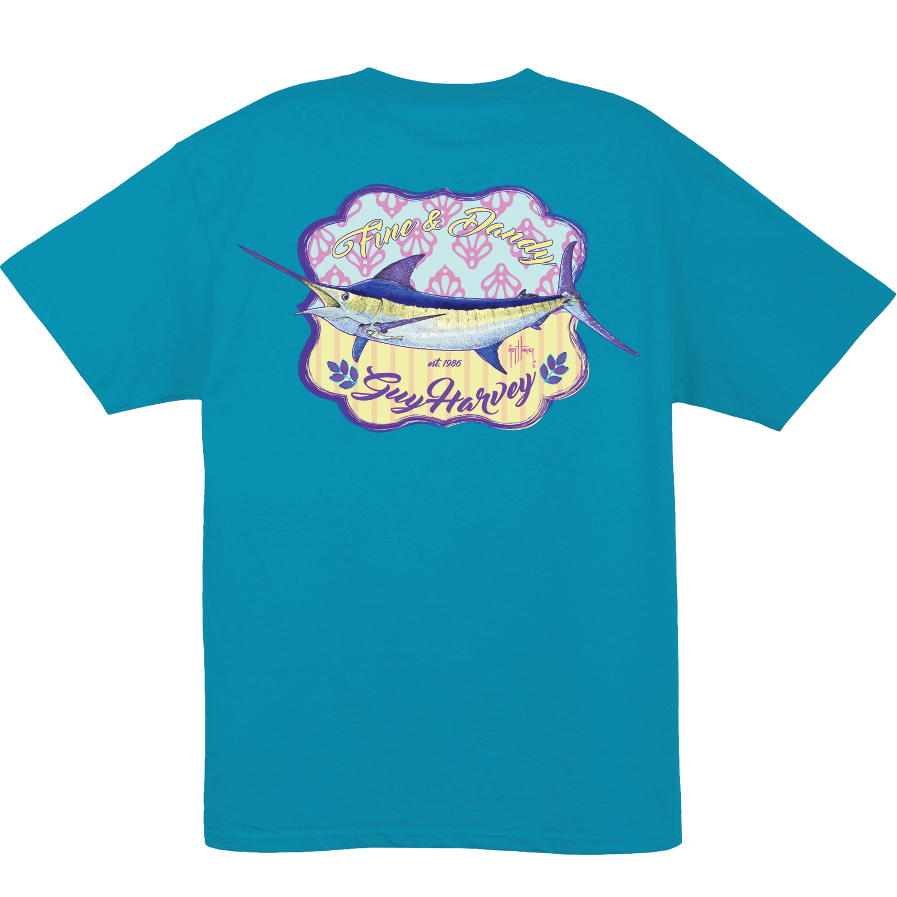 Guy Harvey Fine & Dandy Shirt