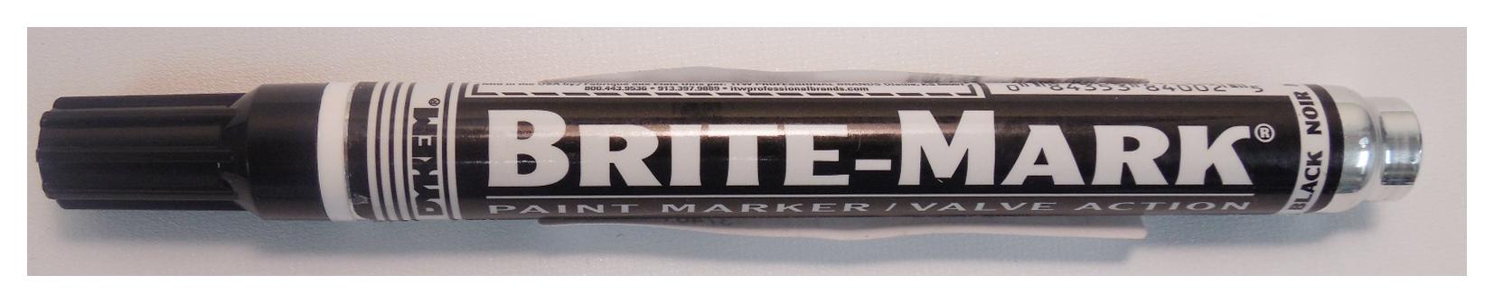 Innovative Scuba Brite Mark Pen Black