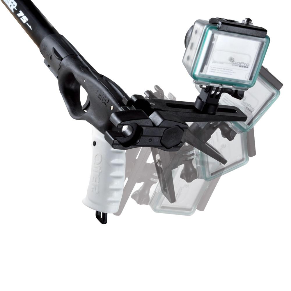 OMER Camera (Cayman Models) Mount Black