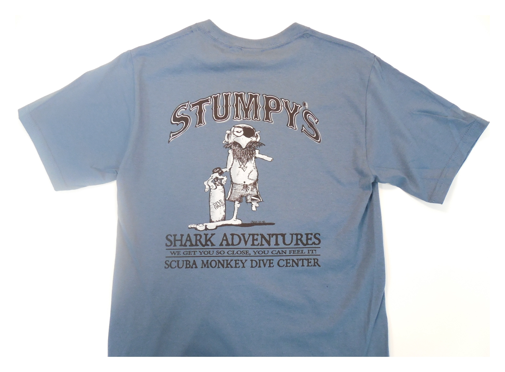Outhouse Designs  Stumpys Shirt