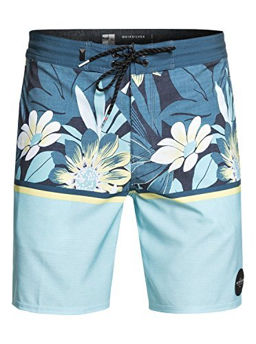 Quiksilver  Country Vibes Boardshorts 32 Real Teal