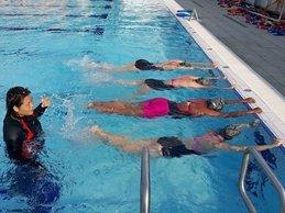 Swim Skills Punch Card (10)