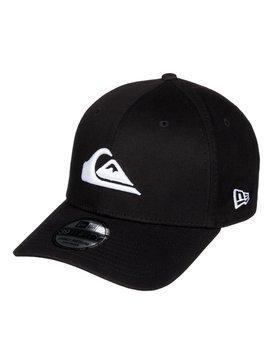 Quiksilver Men's Hat Mountain & Wave BK/WH