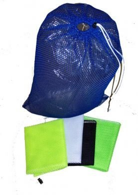 Armor Bags Mesh Small Bag 15 x 20 Blue
