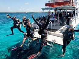 Dive Charter Punch Card (5 Trips)