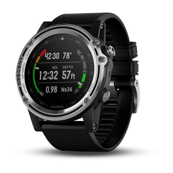 Garmin  Descent MK1 Watch Black