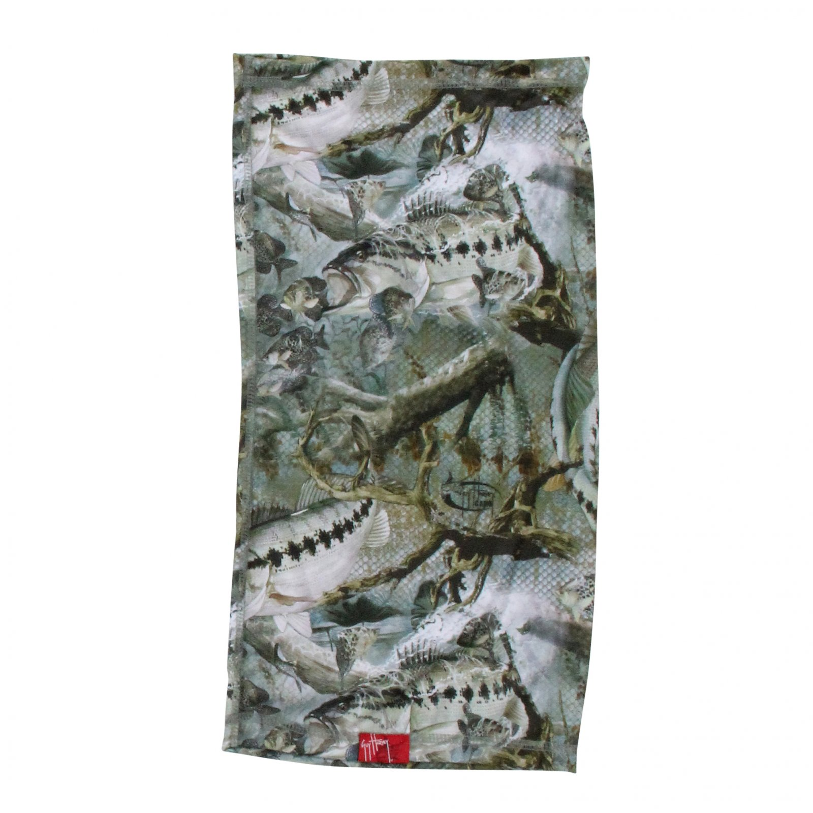 Guy Harvey  Camo Sunmask OSFA