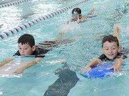 Swim Skills Punch Card (20)