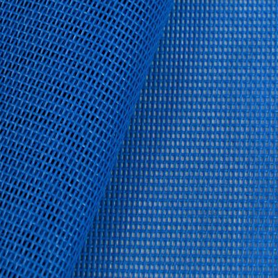 Vinyl Mesh - Blue