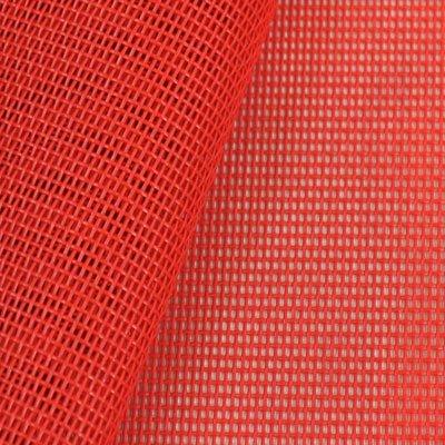 Vinyl Mesh - Red