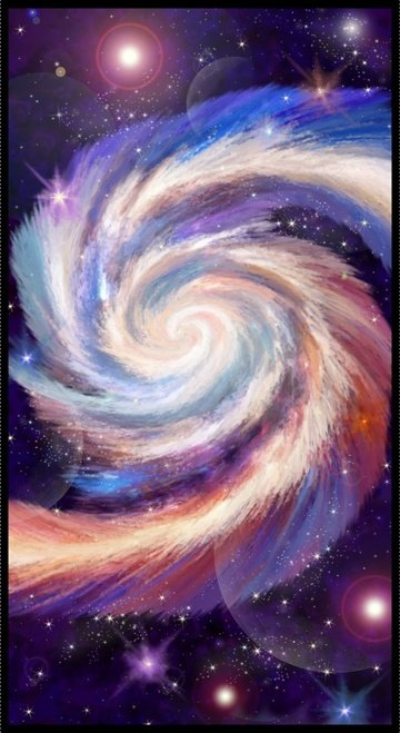 Galaxy Blast - Panel