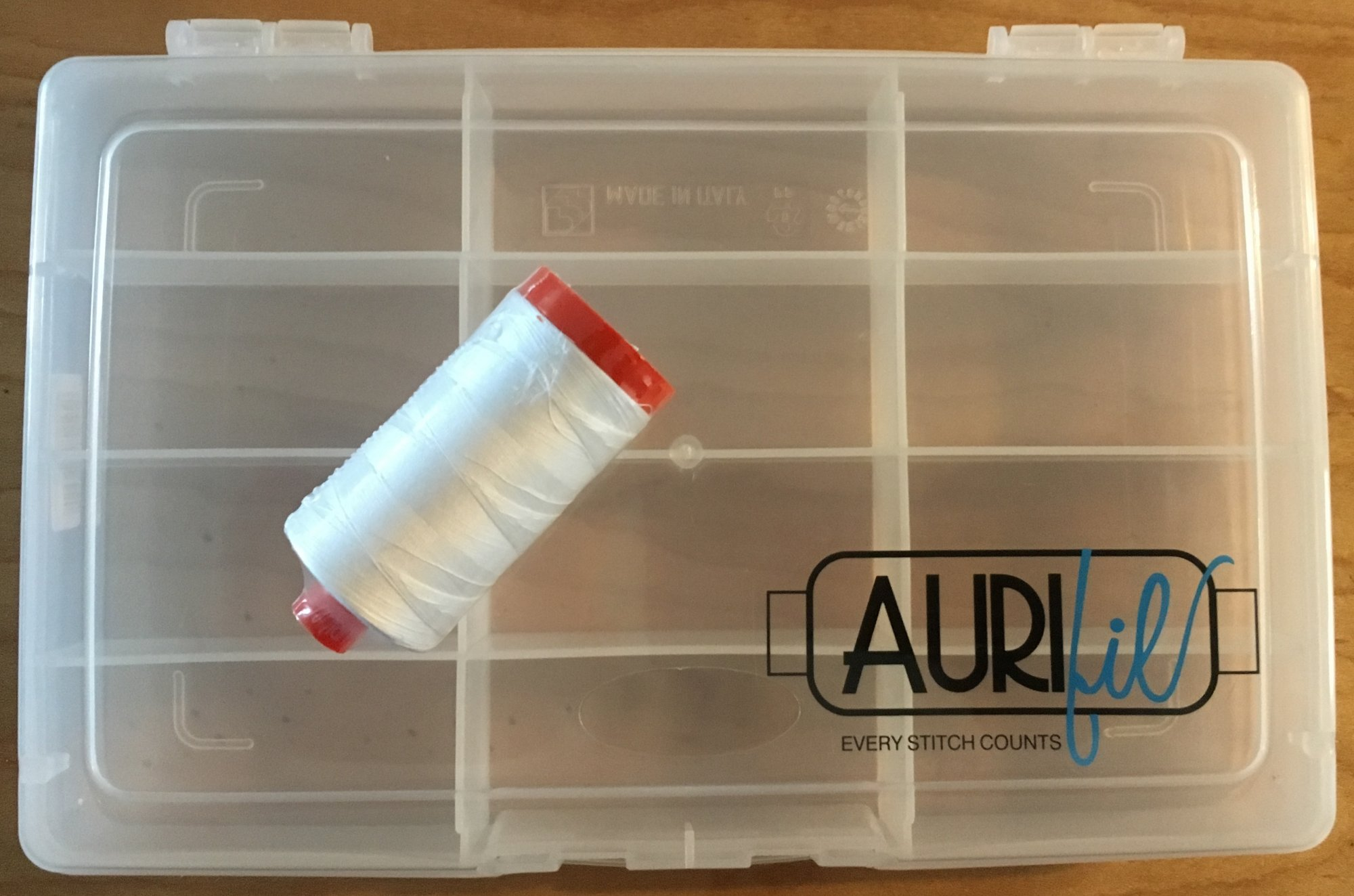 Auri-Case Special - Case & Thread for the Price of the Thread