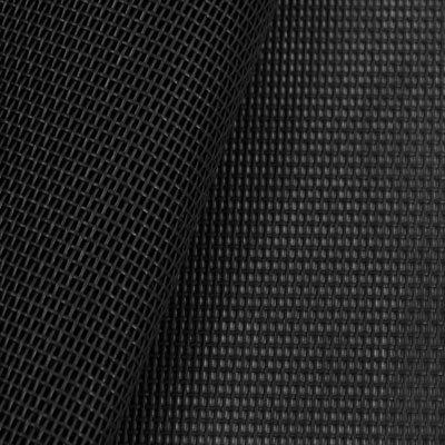 Vinyl Mesh - Black