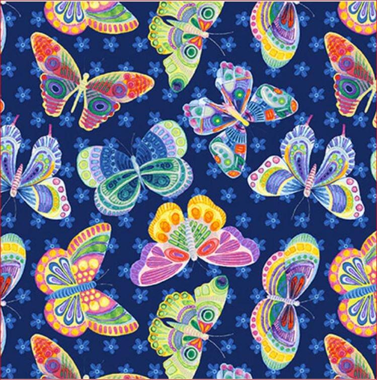 Wonderland - Butterfly Ditsy