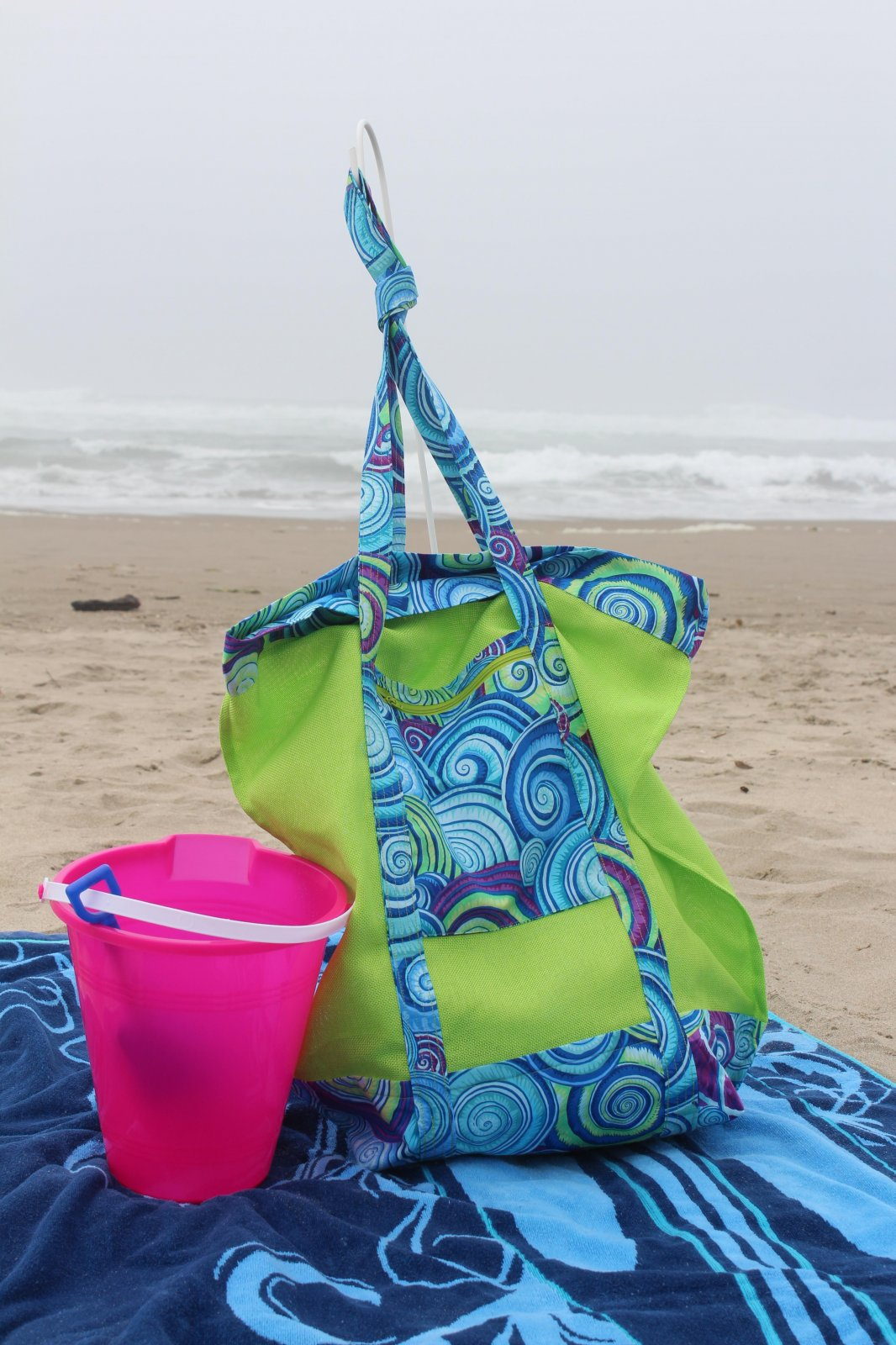 Charleston Beach Bag