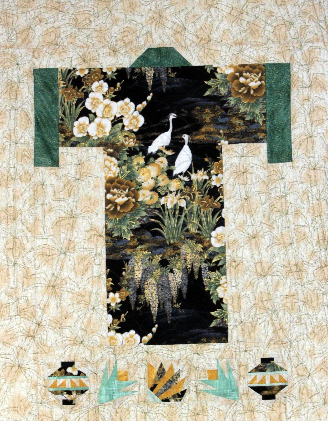 Kumo Kimono
