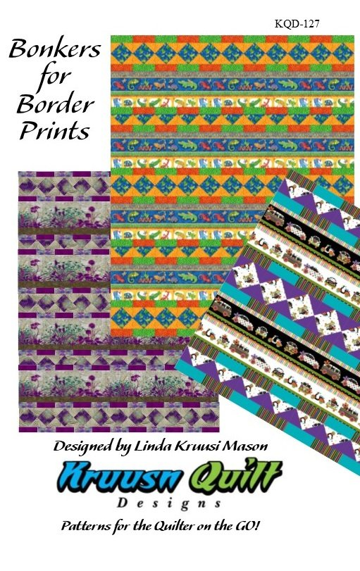 Bonkers for Border Prints - Digital Download