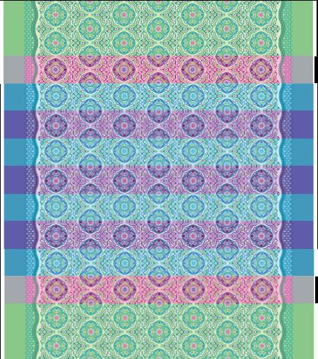 Sorbet Quilt Kit