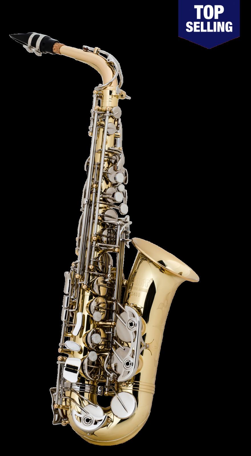 Selmer AS400/SAS301 Student Alto Saxophone Outfit