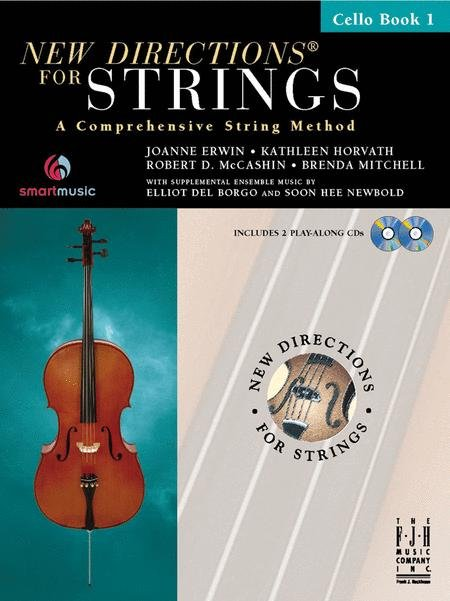New Directions for Strings Book 1 for Cello
