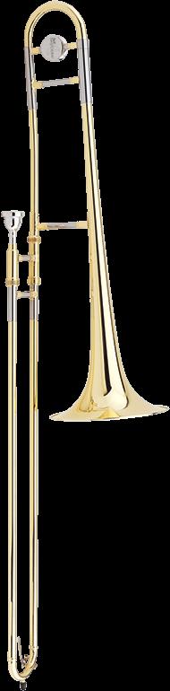 Bach TB600/BTB201 Student Tenor Trombone Outfit