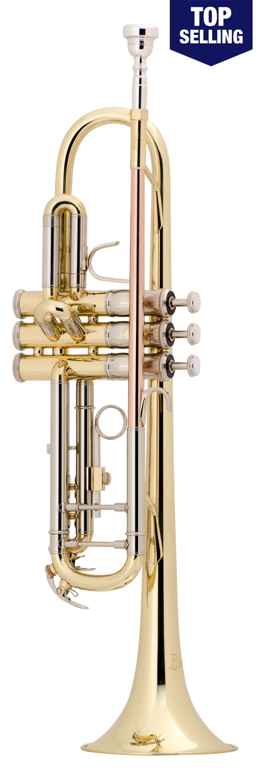Bach TR500/BTR201 Student Trumpet Outfit