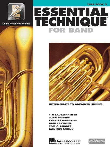 Essential Elements Book 3 for Tuba