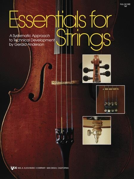 Essentials for Strings for Violin