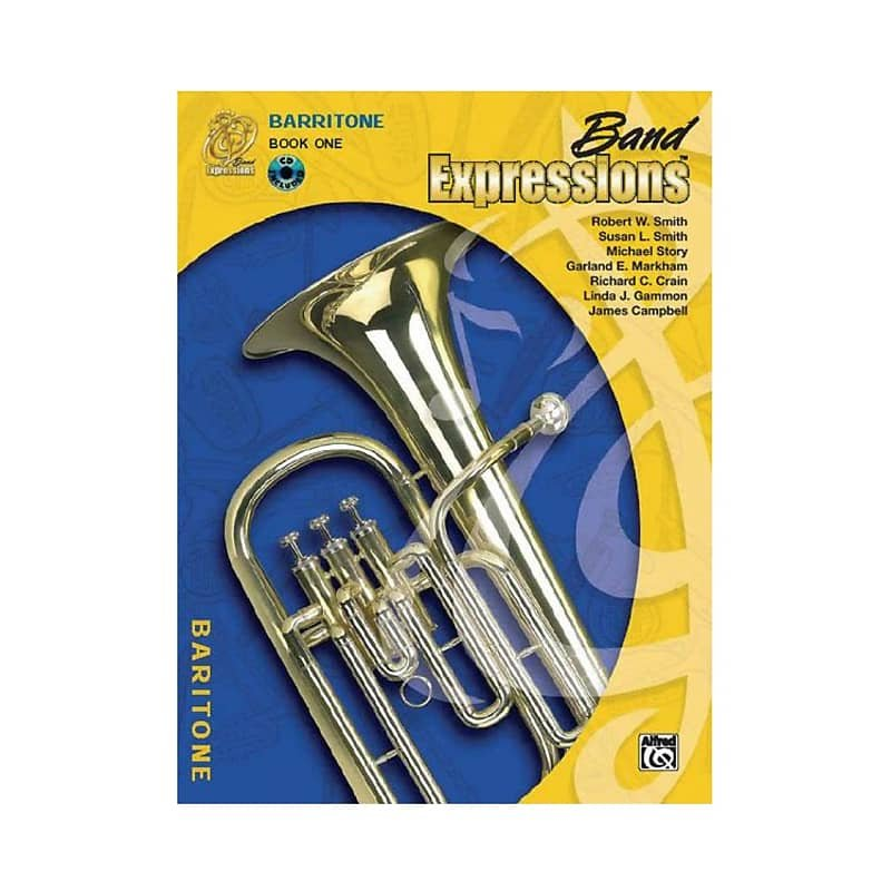 Band Expressions Book 1 for Baritone